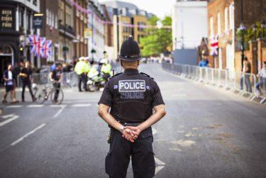 警察官の階級について