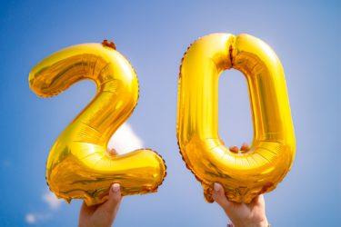 2020年ももうすぐ終わり。来年は飛躍の年にしよう!!